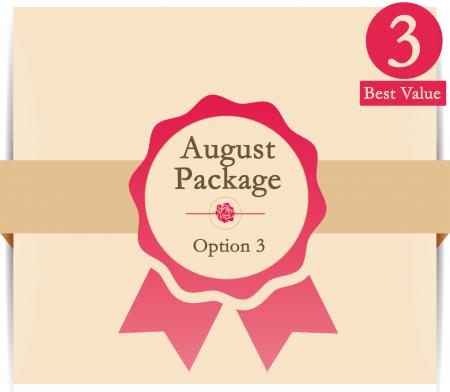 Skin Sense Day Spa August Package 3